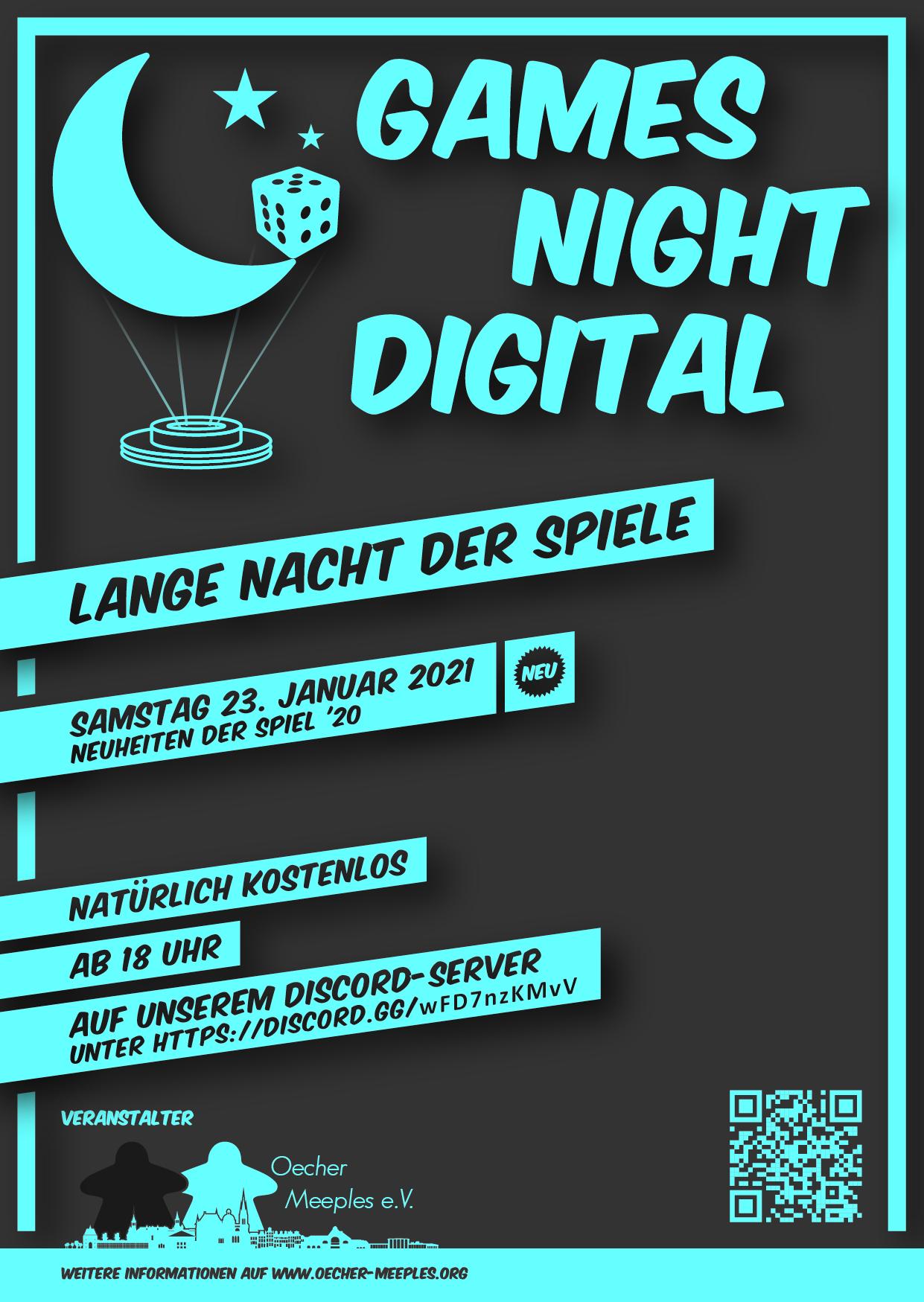 Games Night Digital 2021